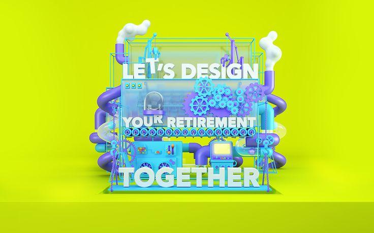 """다음 @Behance 프로젝트 확인: """"Bankia: Time Flies II"""" https://www.behance.net/gallery/45207999/Bankia-Time-Flies-II"""