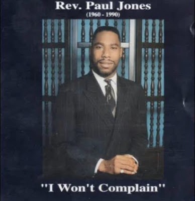 Rev. Paul Jones, such a powerful voice within the gospel music industry | AT2W