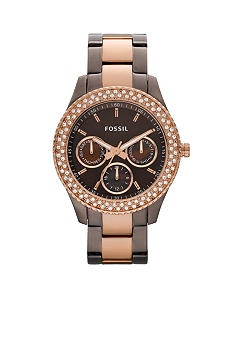 fossil watch! :)