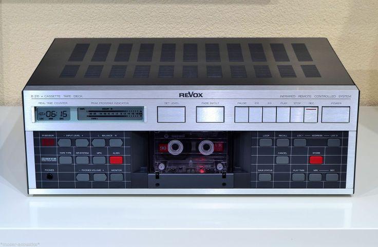 Revox Tape Recorder  https://www.pinterest.com/0bvuc9ca1gm03at/