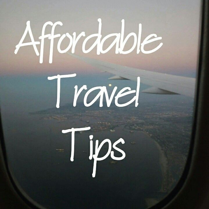 Travelling is something most of us wish to do more of but can't afford. Check out Giga's Buzz for some tips that make it that little bit more affordable.