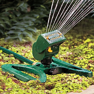 Mini Oscillating Sprinkler
