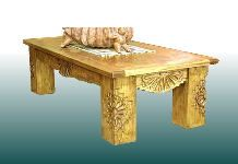 Southwestern Living Room Table Sets