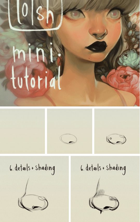 how to draw digital art