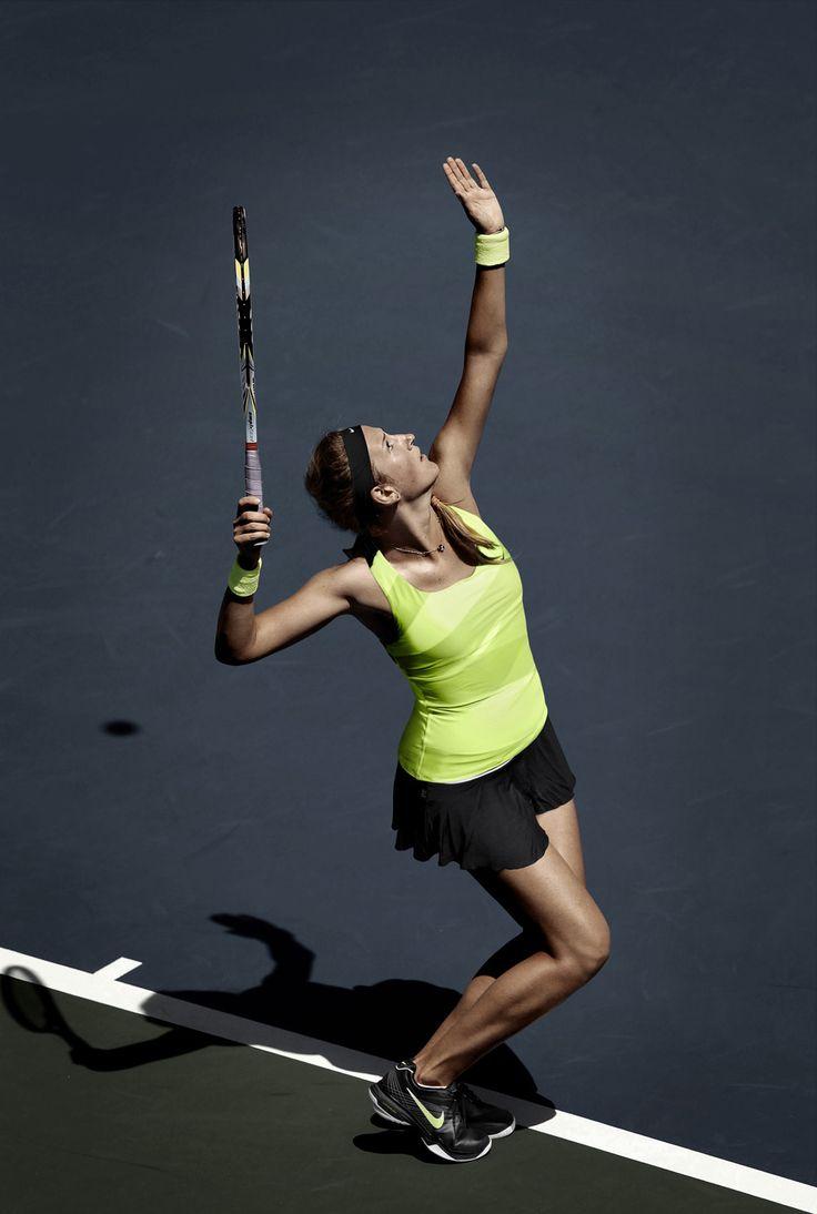Nike Tennis: 2012 US Open Collection Victoria Azarenka