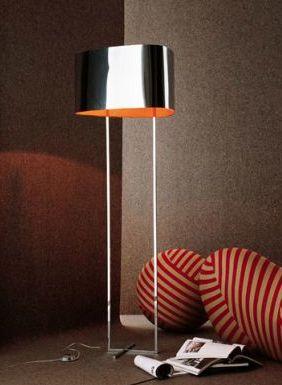 Lampada da terra modello Delta, B&B Italia, design Jean-Marie Massaud