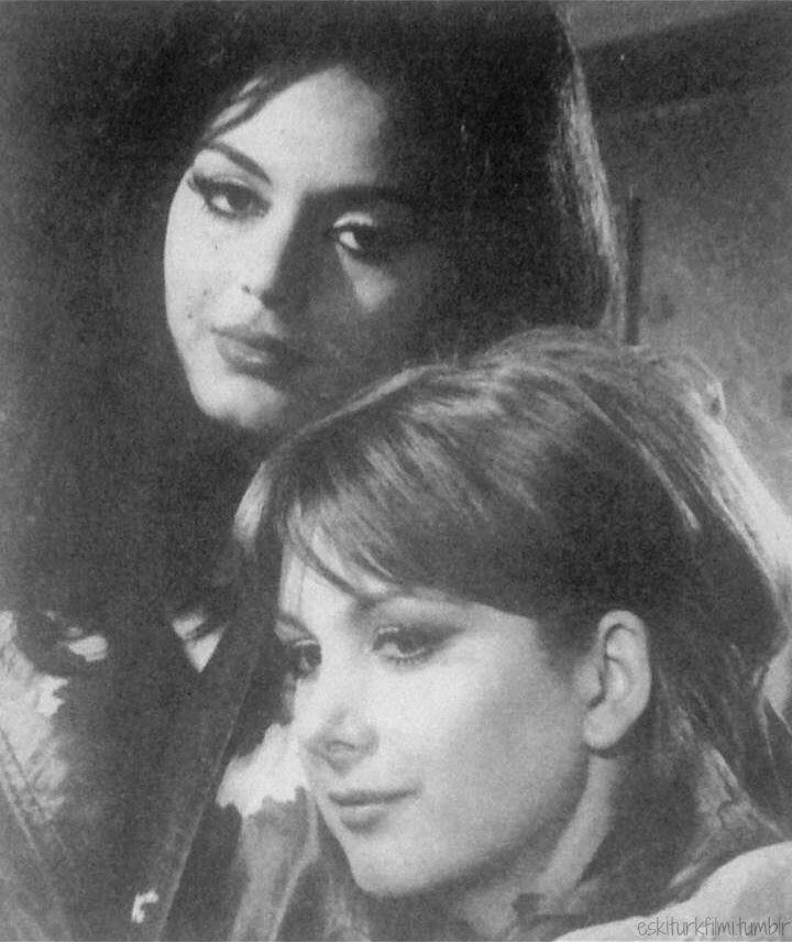 Türkan Şoray & Filiz Akın ~ 1966
