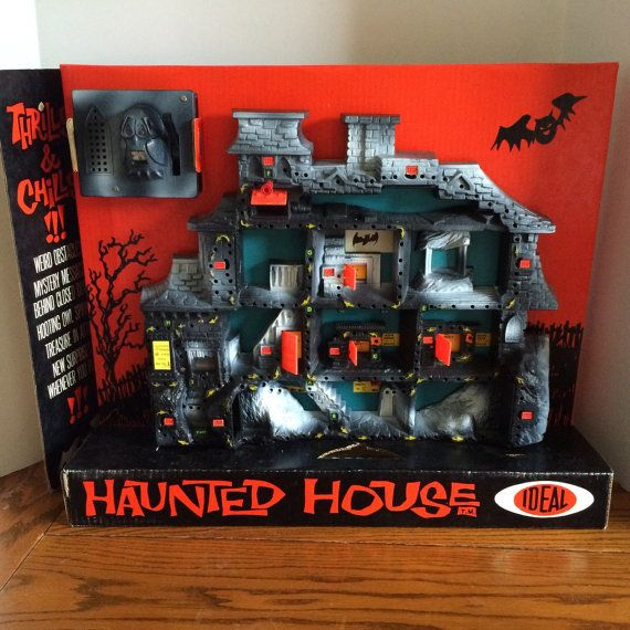 Haunted House Browser Game: 62 Best Vintage Board Games Images On Pinterest