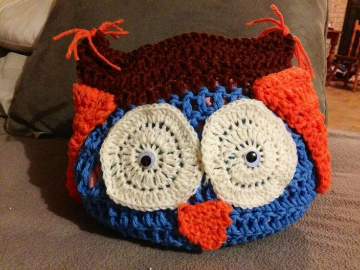 Free Crochet Pattern Owl Family : 17 Best images about Crocheted Owls on Pinterest Free ...