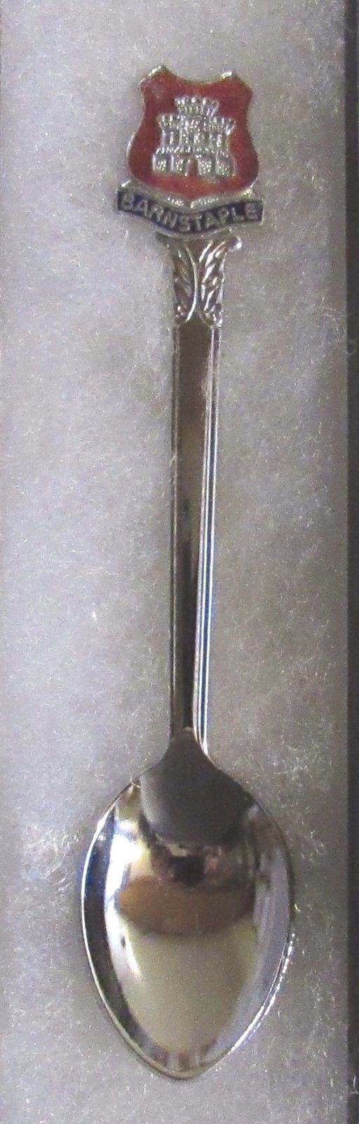 #422) silver plated tea #spoon barnstaple main town north #devon #england uk,  View more on the LINK: 	http://www.zeppy.io/product/gb/2/142144319011/