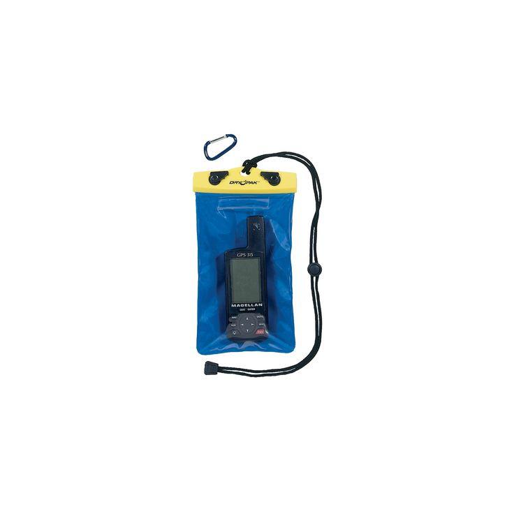 Dry Pak Waterproof Pda/Gps/Pocket PC Case - 5x8