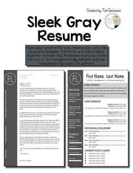 Making A Resume On Word 20 Best Resume Images On Pinterest  Resume Templates Design Resume .