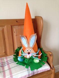 Easter bonnet! 2014 attempt at an Easter bonnet for my boy Harri #easterbonnet