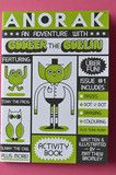 Anorak Magazine Goober Activity Book for Kids | The KID Who