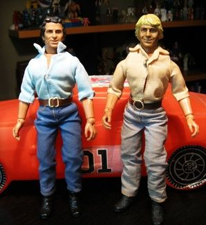 Mego Bo & Luke Duke | Dukes of Hazard Action Figures