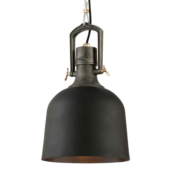 The Red Eye Pendant, Small Or Shade Barn House Lighting