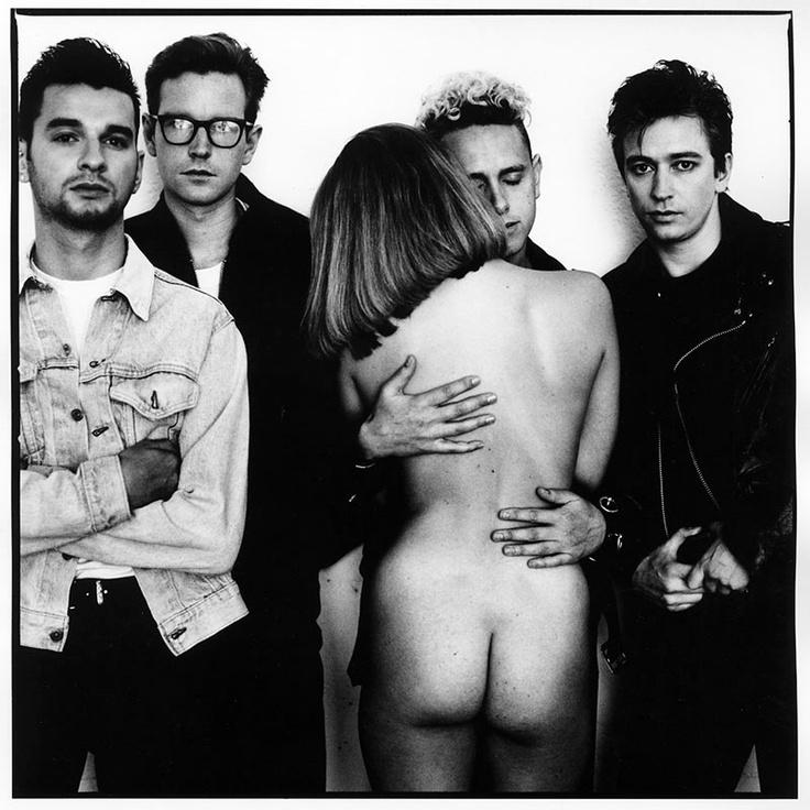 Depeche Mode by Anton Corbijn, Depeche Mode Discography