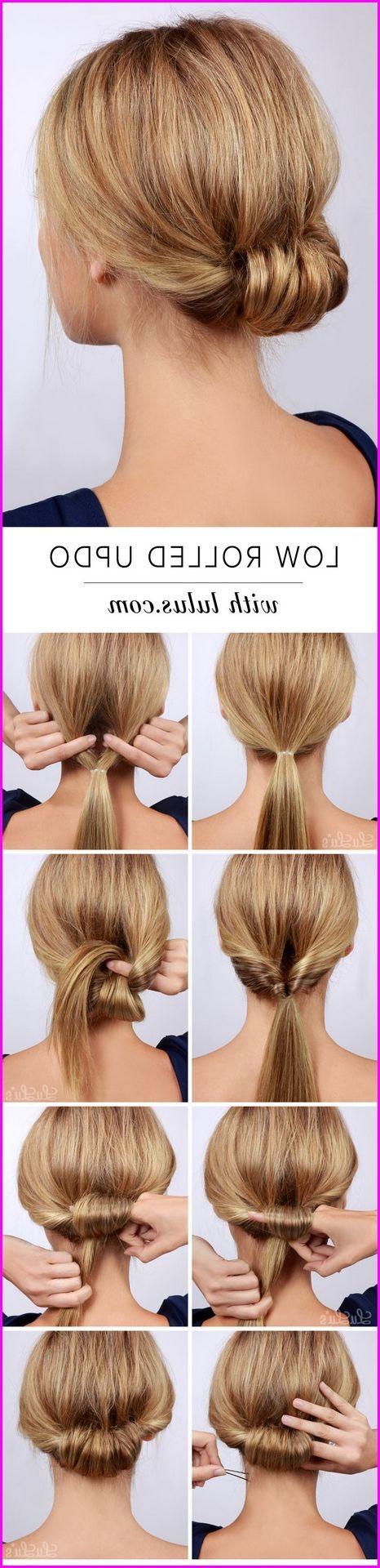 60 Kreative Hochsteckfrisuren für kurze Haare – Kurze Pixie-Schnitte   – Hair