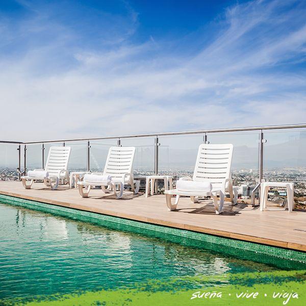 En Fiesta Inn Querétaro Centro Sur transforman el concepto de negocio para que disfrutes todos tus viajes. ¡Ve a conocerlo!    #Queretaro #Mexico #trip #vacaciones #relax #negocios   #alberca #descanso #viaje #Kivac