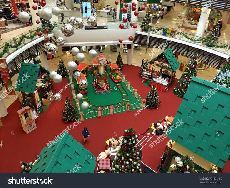 stock-photo-petaling-jaya-malaysia-december-beautiful-christmas-theme-decorations-in-paradigm-mall-771523450