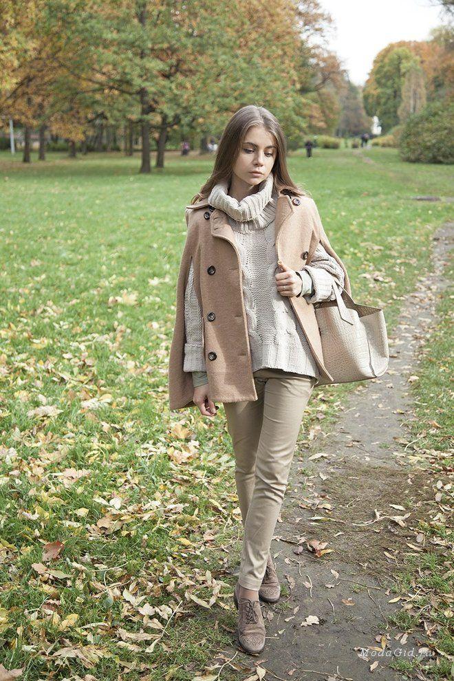 Уличная мода: Уличная мода осени 2016: модные образы со свитером