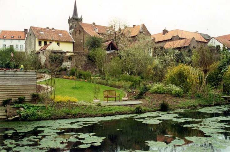 Oud-Elsloo met kerk