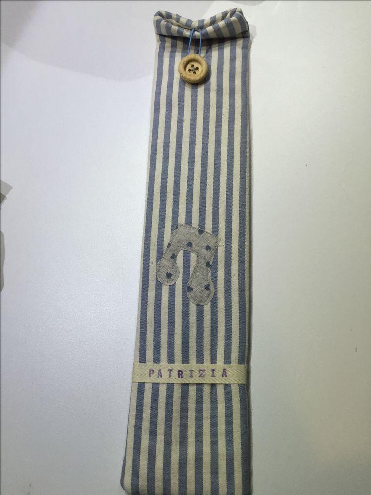 Porta flauto