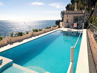 Beautiful+villa+on+the+sea+with+private+pool+near+Amalfi+++Holiday Rental in Amalfi Coast from @HomeAwayUK #holiday #rental #travel #homeaway