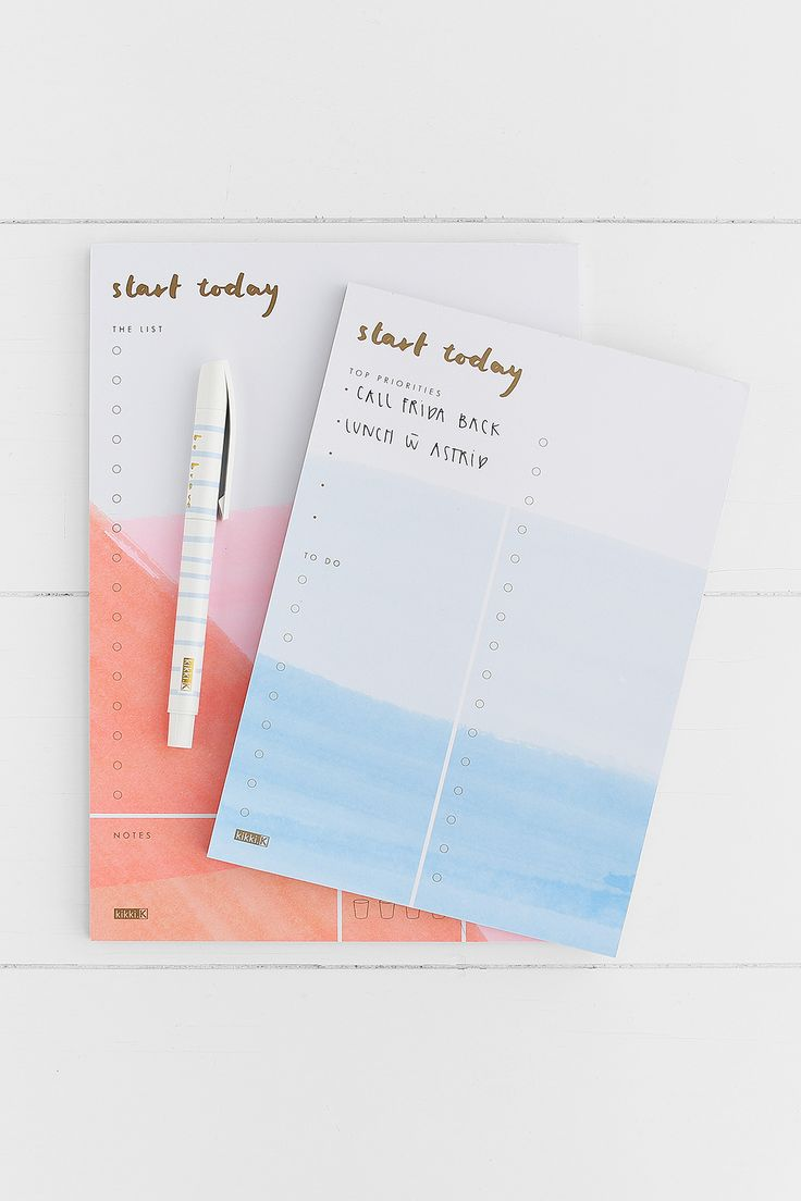 Start each day with purpose and positivity with a gorgeous To Do List to get you organised