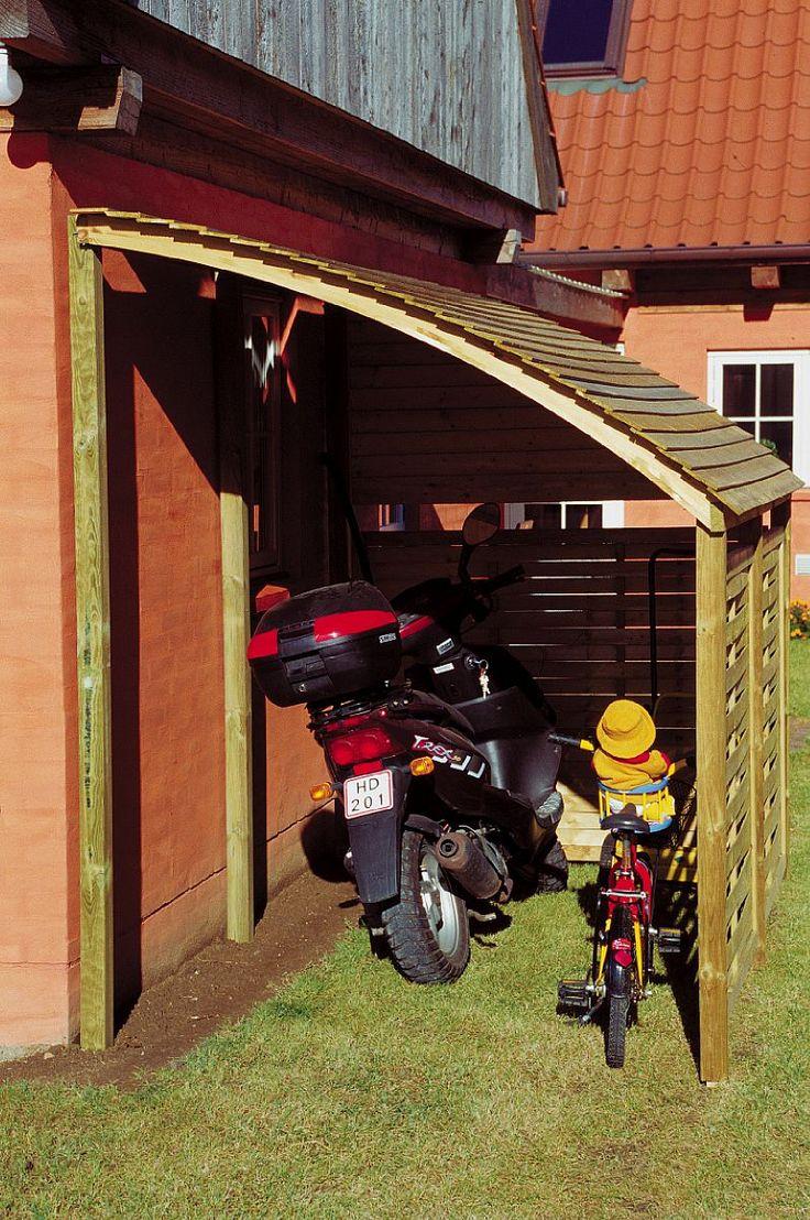 Hegnsbeklædning til Blåvand cykelskur - - køb online hos SILVAN