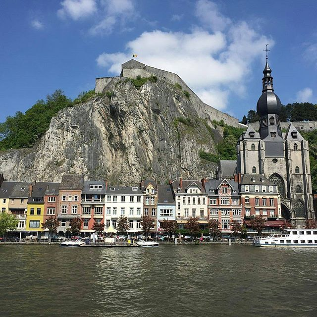 Dinant, Belgium. #studyabroad #travel #europe