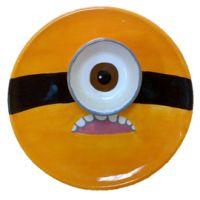minion plate  http://crockadoodle.com/idea-gallery/