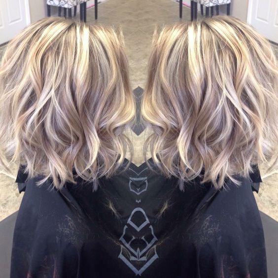 Hair Color Ideas For Short Blonde Hair