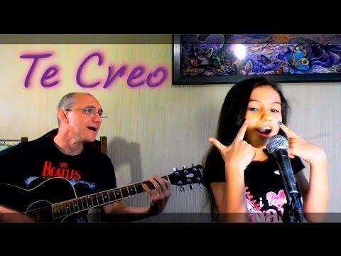 "Te creo - ""Violetta"" Martina Stoessel - Ilse Torres (Cover)[Letra] HD CC"