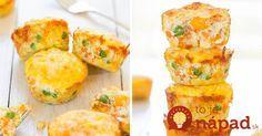 Slané fitness muffiny bez múky: Hľadáte tip na chutné a zdravé raňajky? Vyskúšajte vynikajúce slané muffiny bez múky, hotové za pár minút.