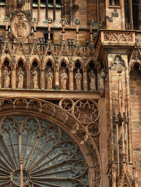 Jewel yet to find: Strasbourg Cathedral – a Gothic Jewel.