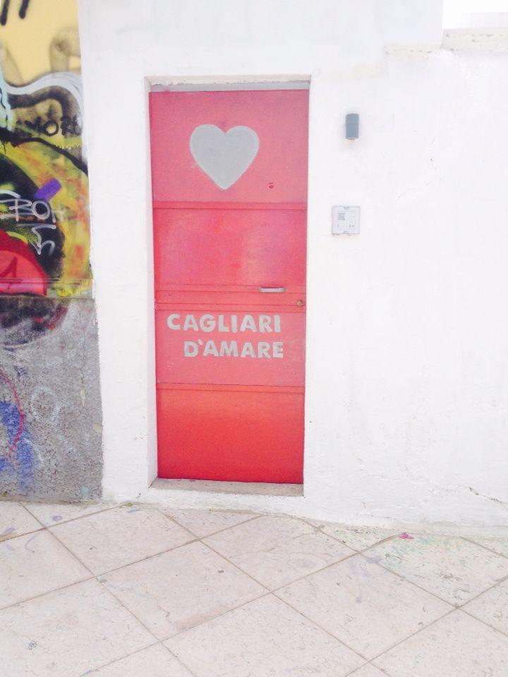Cagliari, via San Saturnino