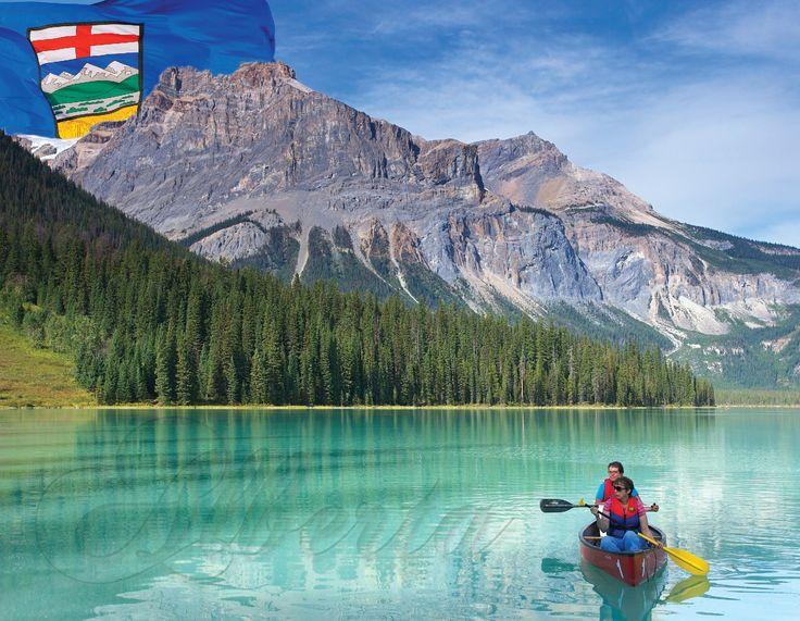 Alberta's Beautiful scenic