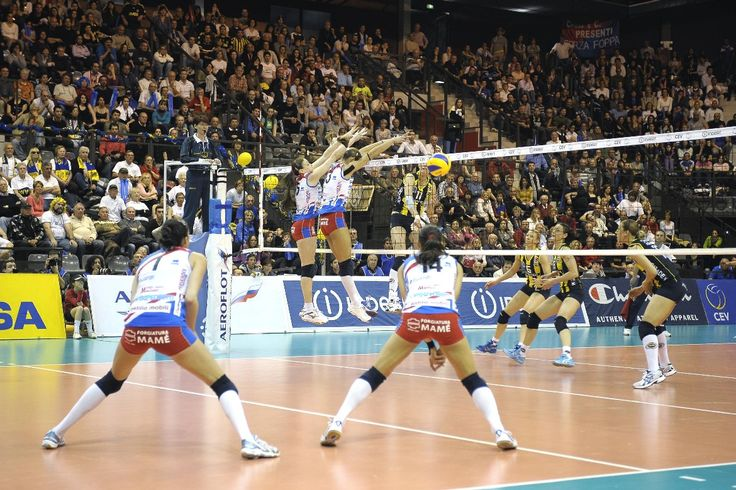 Volley serie Af: Foppa a rischio? - Basket e Volley in rete