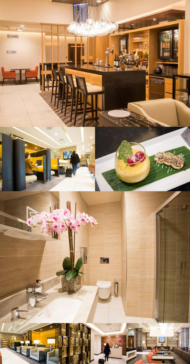 Singapore Airlines unveiled its brand new SilverKris Lounge within our  award
