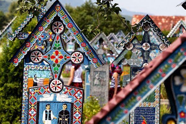 Merry Cemetery - Romania / 3