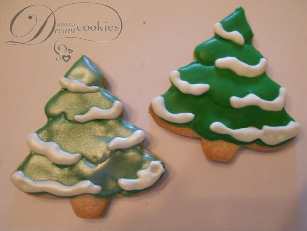 Diana's Dream Sweets: Assorted Christmas Sugar Cookies
