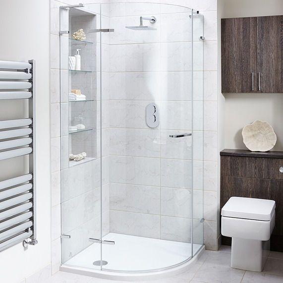 Liquid 900 quadrant Shower