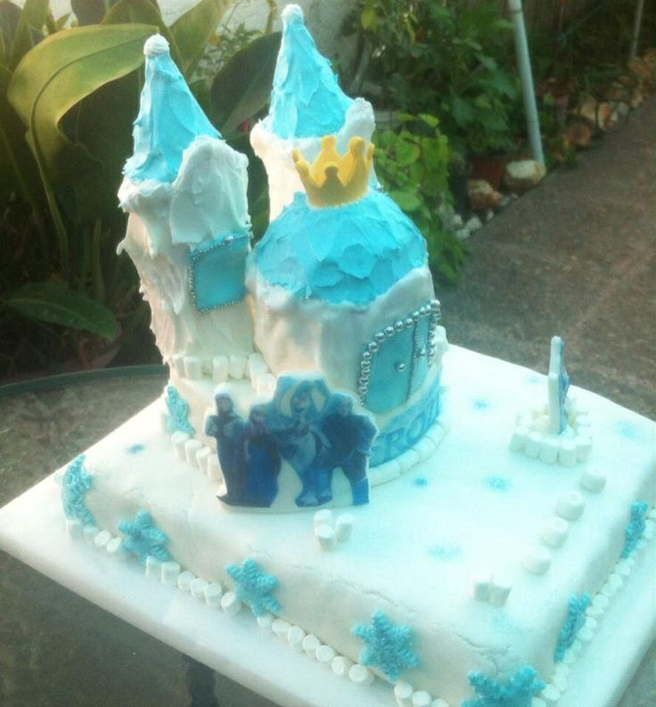 Torta de Frozen I