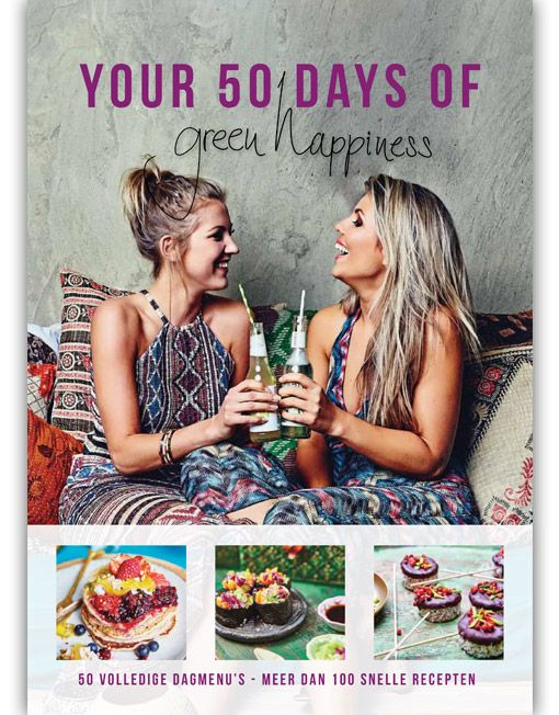 Your 50 Days of Green Happiness