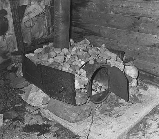 Barrel stoves changed saunas forever, as it became much easier to build a  (fairly) safe chimney. Some traditionalists in Finland still swear by the… - Barrel Stoves Changed Saunas Forever, As It Became Much Easier To