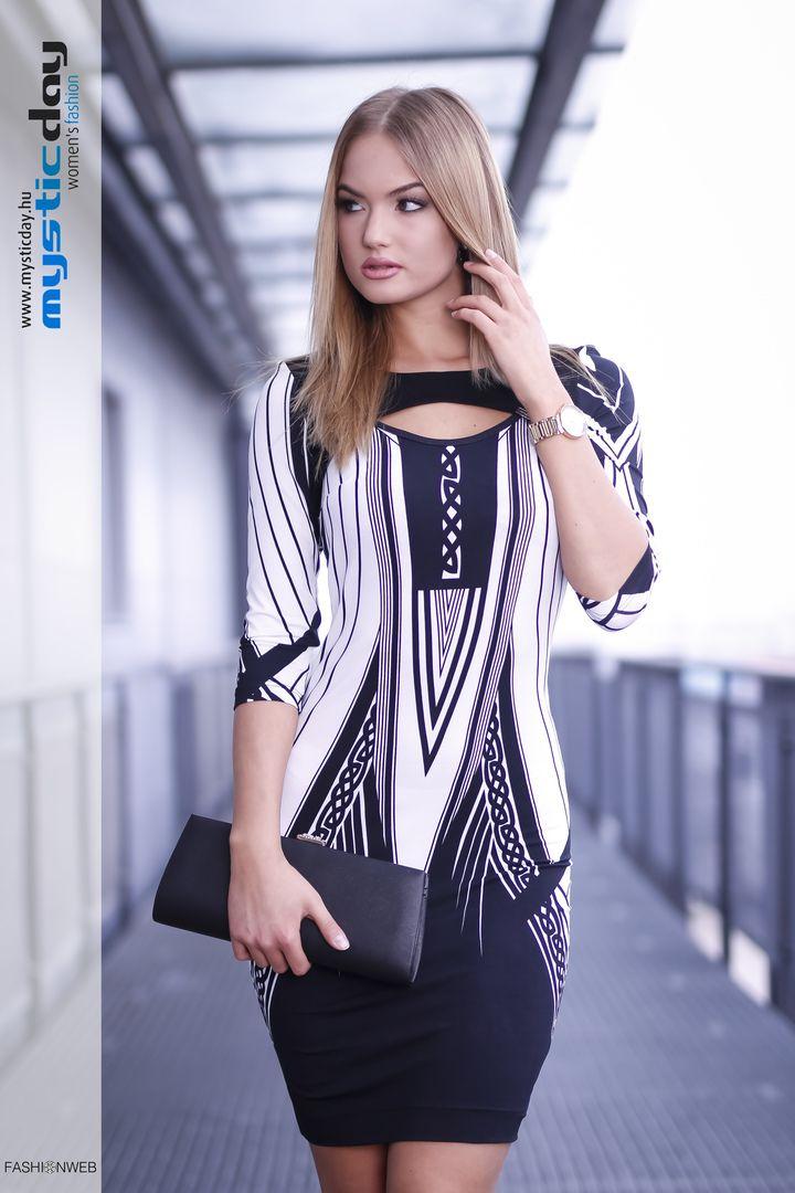 dd57974160 Mystic Day divatnagyker 2018 női ruhák Madár Veronika#75414 ...