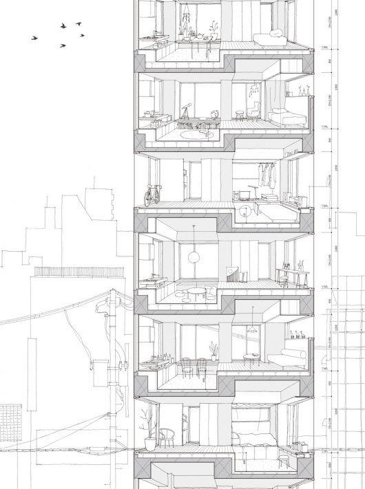 Mejores 526 im genes de arquitectura en pinterest for Arquitectura casas pequenas