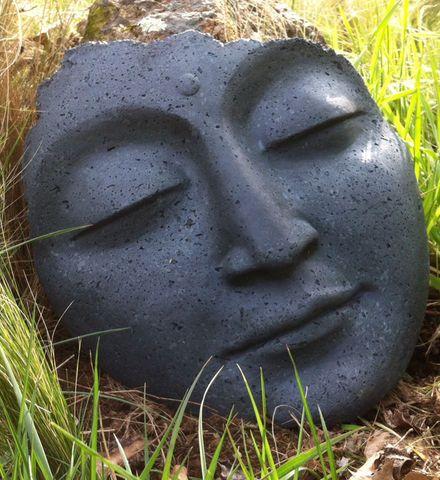 Gaiam: Fragment Buddha - very cool.