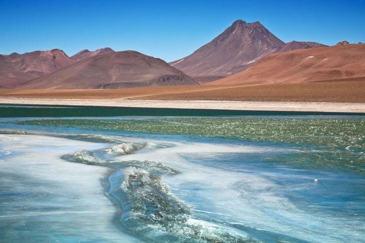 Le désert chilien de l'Atacama